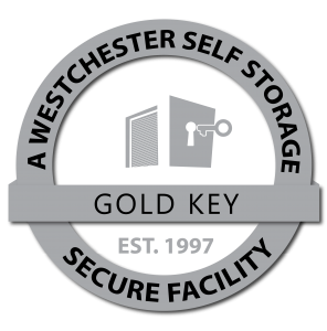 Katonah Self Storage a Westchester Self Storage Facility grey logo
